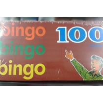 Caja De Bingo De 100 Cartones