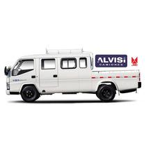 Jmc Workshop Cabina Triple 0km Alvisi A B S Precio Sin Iva