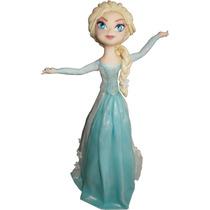Frozen, Elsa, Ana U Olaf (adorno De Torta, Porcelana Fría)