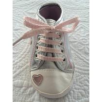 Zapatos Bota Para Bebe Niña