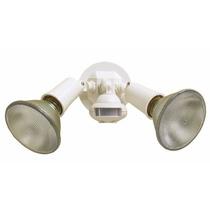 Lampara Exterior Con Sensor Movimiento Y Timer Ajustable