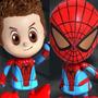 Coleccion Cosbaby Spiderman - 2 Figuras - Hombre Araña