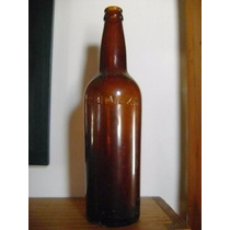 Antigua Botella Cerveza Pastorizada