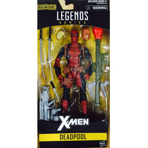 Deadpool Marvel Legends Series Xmen Baf Juggernaut Nuevo