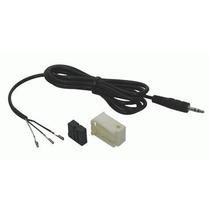 Cable Auxiliar De Estéreo 3.5 Mm Mini Cooper Año 2002 A 2009