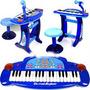 Niños Eléctrica Del Teclado De Piano Karaoke Music Toy Niños