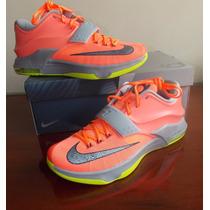 Zapato Nike Original Modelo Kevin Durant Nuevo