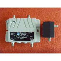 Amplificador De Señal Tv/ Internet Por Cable