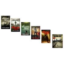 Kit Coleção The Walking Dead + Os Bastidores (6 Livros) !