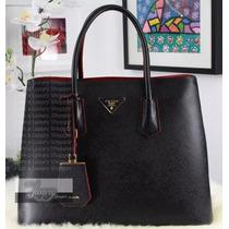 Bolsa Prada Double Bag - Estilo E Luxo Original!