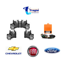 Kit Trava Tragial Fiat Palio Fire Todos Original