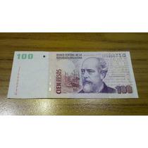 Billete De 100 Pesos Capicua