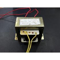 Transformador Elevador De 110vac A 220vac De 200w
