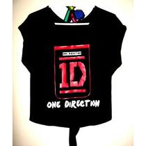 Blusas Camisas One Direction Artistas Online