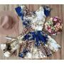 Vestido Boneca Princesa Cintura Marcada Balada Preço Atacado