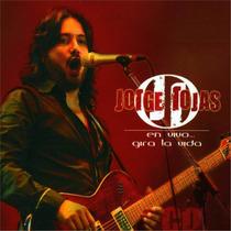 Jorge Rojas - En Vivo Gira La Vida Cd + Dvd - Los Chiquibum