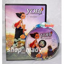 Yobi El Zorro De Cinco Colas En Español Latino Dvd Original!