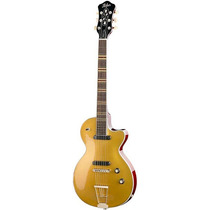 Guitarra Eléctrica Hofner Hct-club Gold Top
