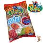 50 Chupetines Mr Pop Frutal Arcor Bolsa Arquito Candyshop