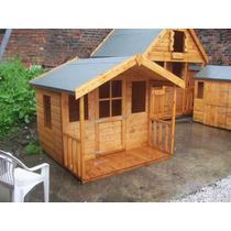 Casitas de madera infantiles casas para ni os de madera for Casitas de madera para ninos precios