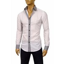Liquidacion De Camisa Talle Xxl Polo Ralph Armani Gucci Dolc