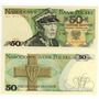 Polonia - Billete 50 Zlotych 1988 - Nuevo!!!!