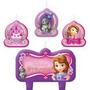 Princesita Sofia - Velas Para Fiesta Infantil