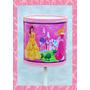 Lámpara Portátil Infantil - Princesas