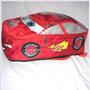 Bolso Morral Escuela Niños Rayo Mc Queen Cars 42x34cm Grande