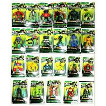 Bonecos Ben 10 Coleção Ominiverse Ben10 Promoção Kit Com 10