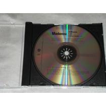 Madonna 4 Minutes 2 Versiones 2006 Warner Musi Cd Promo