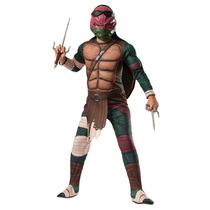 Disfraz Tortugas Ninja Rafael Adolecente 14/16 Años Entrega