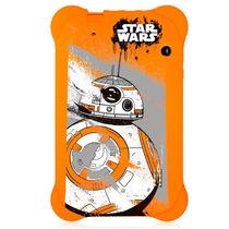 Tablet Infantil Disney Star Wars Tela 7 Android Wifi Câmera