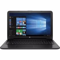 Laptop Hp Notebook 15 4gb Ram 500gb Dual Core Tienda Caracas