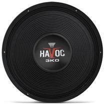Woofer Oversound 15 1500w Havoc 3k0 Falante Medio Grave Som