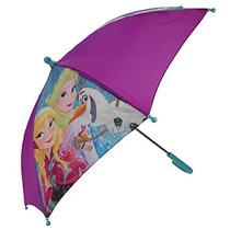 Frozen Paraguas - Disney Impermeable Estupendo Abrir Y Cerra