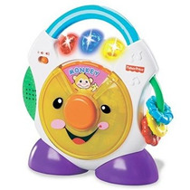 Juguete Fisher-price Nursery Rhymes Reproductor De Cd
