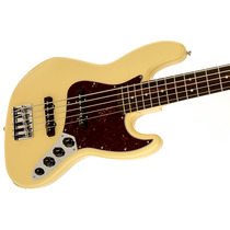 Contrabaixo Dlx Active Jb V Wh Fender 013-6860-341