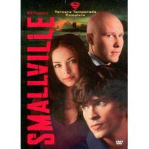 Smallville (temporadas Completas).
