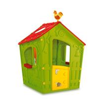 Nueva Casita P/ Chicos Keter Magic Play House Proteccion Uv!