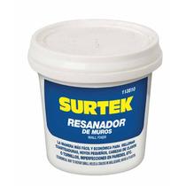 Resanador De Muros 1/4 Litro Lijable Y Pintable M.113510 Hm4