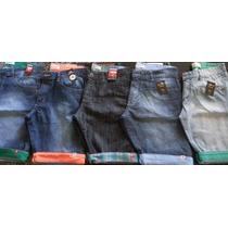Kit 15 Bermudas + 15 Calças Jeans Atacado Revenda