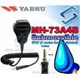 Microfono Palma Sumergible Orig Mh-73a4b Para Yaesu Ft-270