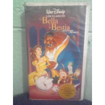 Vhs Película La Bella Y La Bestia 1. Edición Walt Disney