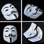 Mascara Anonymous V Venganza Vendetta Disfraz Fiesta<br><strong class='ch-price reputation-tooltip-price'>$ 2.799</strong>