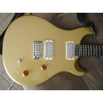 Guitarra Prs Santana Se Goldtop - Customizada