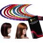 Extensiones Kit 20 Mechitas De Colores Listas Para Usarse!!