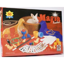 Magia Ruibal 50 Trucos Infantiles (desde 7 Años) Jgo De Mesa