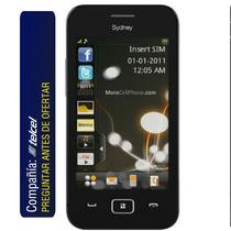 Zte Sydney Gn295 Cám 2 Mpx Bluetooth Redes Sociales Wifi