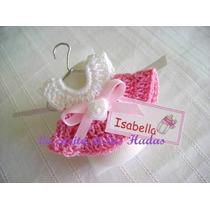 Recuerdos Baby Shower Tejido Envios Gratis